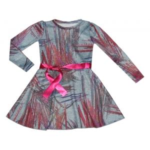 0d53d70c605 Детска рокля с панделка - Детски Дрехи Джиджи